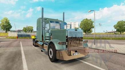Peterbilt 389 v1.12 для Euro Truck Simulator 2