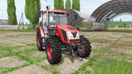 Zetor Proxima 120 для Farming Simulator 2017