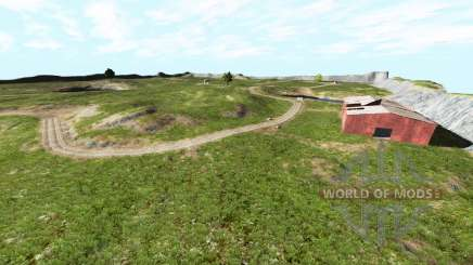 Small dirt path для BeamNG Drive