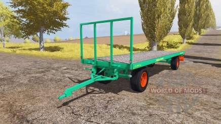 Aguas-Tenias PGAT v2.5 для Farming Simulator 2013