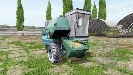Енисей 1200-1 v1.1 для Farming Simulator 2017