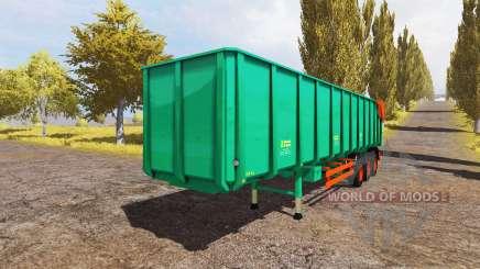 Aguas-Tenias semitrailer v2.0 для Farming Simulator 2013