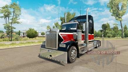 Kenworth W900 для Euro Truck Simulator 2