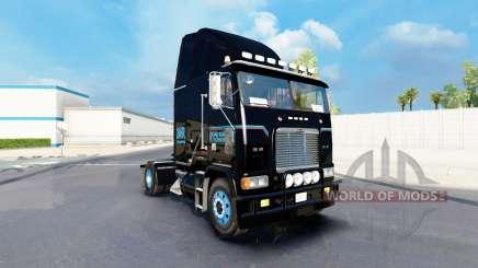 Скин Road Ranger Towing на Freightliner FLB для American Truck Simulator