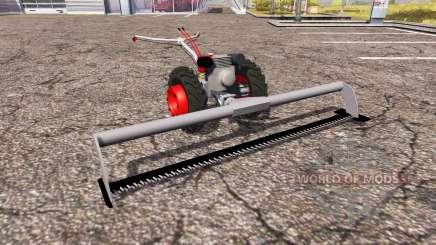 Самоходная балочная косилка для Farming Simulator 2013