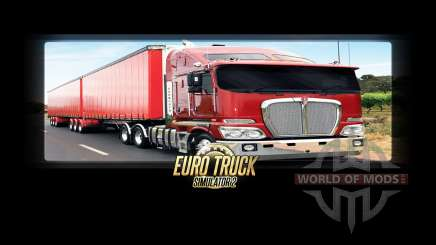 USA trucks loading pictures для Euro Truck Simulator 2