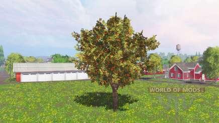 Fruit and berry trees v0.9 для Farming Simulator 2015