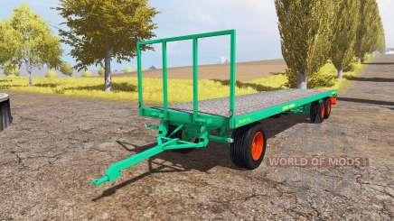 Aguas-Tenias PGRAT v2.5 для Farming Simulator 2013