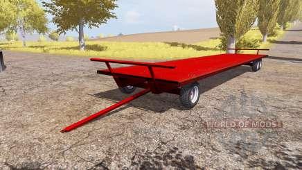 JBM Flat Racks для Farming Simulator 2013
