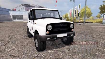 УАЗ Hunter (315195) для Farming Simulator 2013