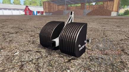 Weight Case IH для Farming Simulator 2015