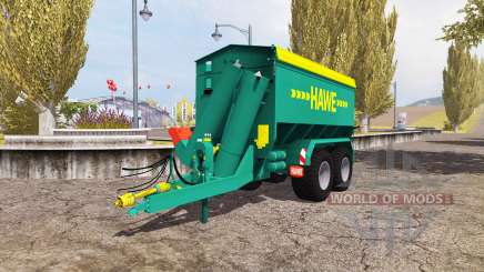Hawe ULW 2500 T v3.0 для Farming Simulator 2013