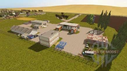 U.S. hill для Farming Simulator 2017