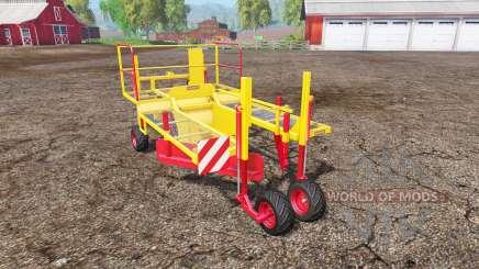 Damcon PL-75 для Farming Simulator 2015