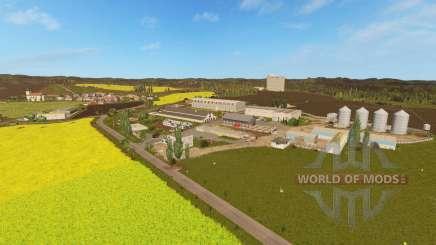 Agro Moravany v2.1 для Farming Simulator 2017