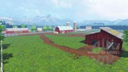 Family farm для Farming Simulator 2015