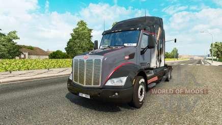 Peterbilt 579 v1.1 для Euro Truck Simulator 2
