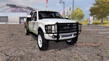 Ford F-350 2010 для Farming Simulator 2013
