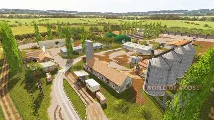 Czech farmer для Farming Simulator 2017