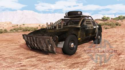 Ibishu 200BX Mad Max v0.3 для BeamNG Drive
