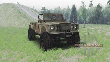 Jeep M715 для Spin Tires