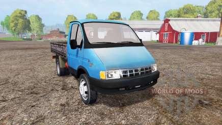 ГАЗ 33021 ГАЗель для Farming Simulator 2015