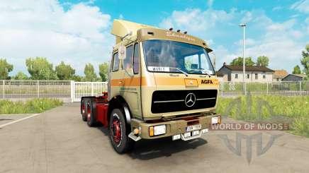 Mercedes-Benz 1632 v1.1 для Euro Truck Simulator 2