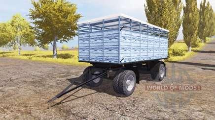 Livestock trailer для Farming Simulator 2013