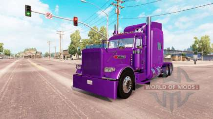 Peterbilt 389 v2.1 для American Truck Simulator