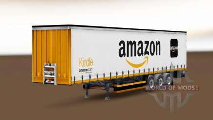 Trailers pack для Euro Truck Simulator 2