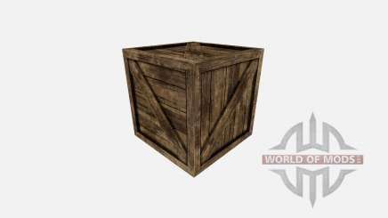 Wooden crate для Farming Simulator 2015