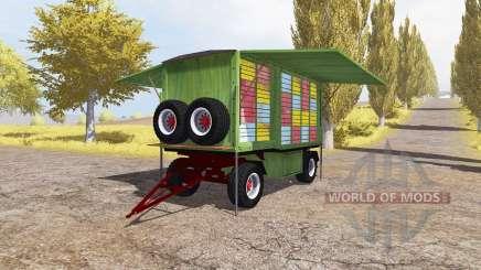Mobile beehive для Farming Simulator 2013