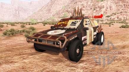Ibishu Covet Mad Max v0.3 для BeamNG Drive