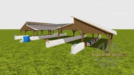Multipurpose shed для Farming Simulator 2015