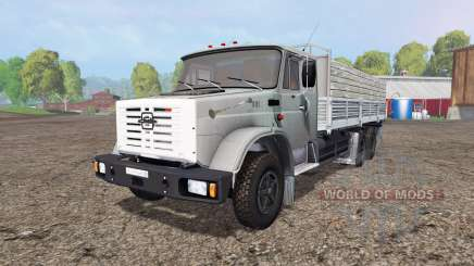 ЗиЛ 133 v1.1 для Farming Simulator 2015