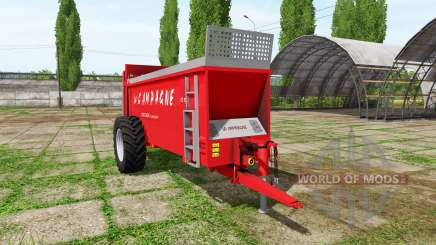 La Campagne EC 12 v1.1 для Farming Simulator 2017