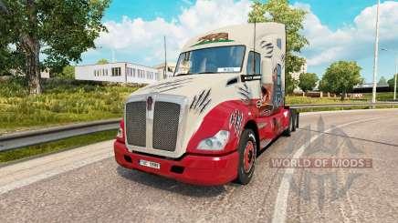 Kenworth T680 для Euro Truck Simulator 2