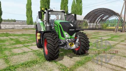 Fendt 936 Vario v4.0 для Farming Simulator 2017