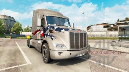 Peterbilt 579 v1.2 для Euro Truck Simulator 2