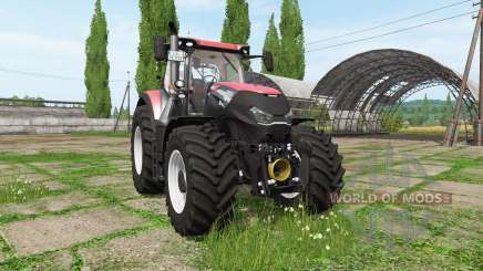 Case IH Optum 300 CVX для Farming Simulator 2017