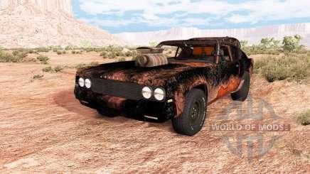 Gavril Barstow Mad Max v0.3 для BeamNG Drive