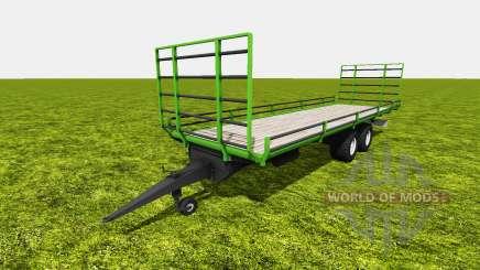 Roundbale transporter для Farming Simulator 2013