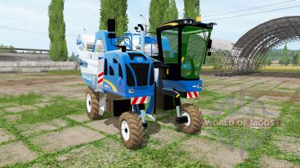 New Holland 9060L v0.1 для Farming Simulator 2017