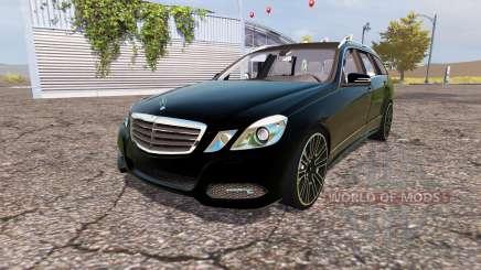 Mercedes-Benz E-Klasse Estate (S212) v2.0 для Farming Simulator 2013