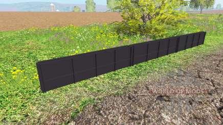 Barrier для Farming Simulator 2015