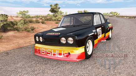 Ibishu Miramar Z coupe v1.01 для BeamNG Drive