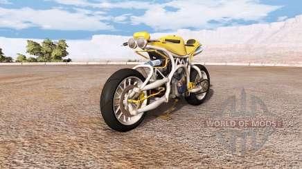 Спортивный мотоцикл v0.8 для BeamNG Drive