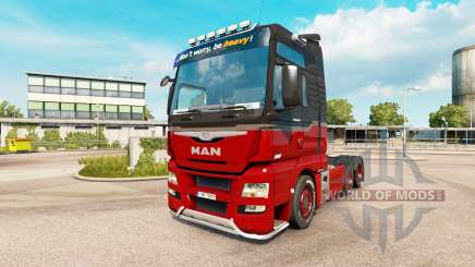 MAN TGX v1.6 для Euro Truck Simulator 2