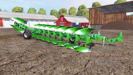 Vogel&Noot Heros 1000 для Farming Simulator 2015