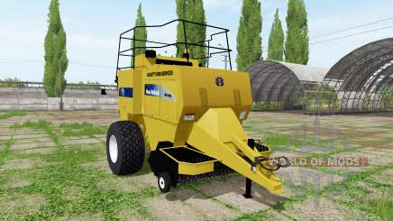 New Holland BigBaler 980 v2.2 для Farming Simulator 2017
